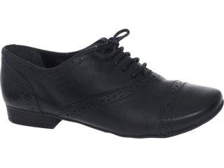 Sapato Feminino Bottero 163002 Preto - Tamanho Médio