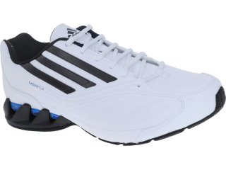 Tênis Masculino Adidas G29431 Radiant la Branco/preto - Tamanho Médio