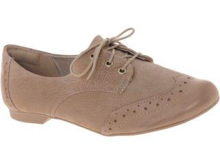 Sapato Feminino Dakota 3866 Trigo - Tamanho Médio