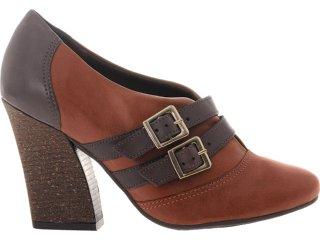 Sapato Feminino Dakota 4364 Marrom - Tamanho Médio
