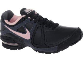 Tênis Feminino Nike 512594-002 Air Max Preto/rosa - Tamanho Médio