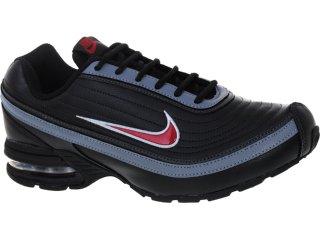 Tênis Masculino Nike 456330-005 Air Max Preto/cinza - Tamanho Médio