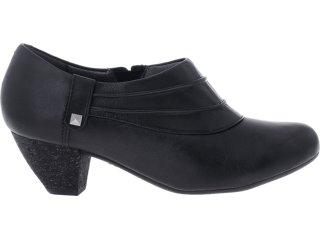 Sapato Feminino Campesi 2026 Preto - Tamanho Médio
