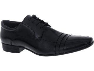 Sapato Masculino Jota pe 11504 Preto - Tamanho Médio
