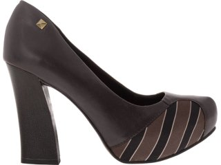 Sapato Feminino Dakota 4303 Café - Tamanho Médio