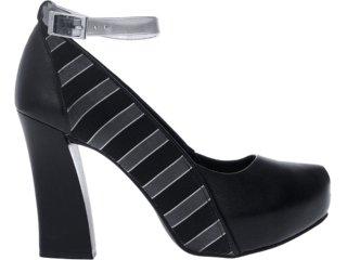 Sapato Feminino Dakota 4304 Preto - Tamanho Médio