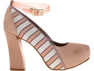 Sapato Feminino Dakota 4304 Rosa - Tamanho Médio