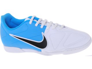 Tênis Masculino Nike Enganche 429554-140 Branco/azul - Tamanho Médio