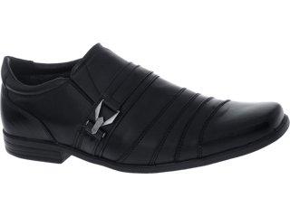 Sapato Masculino Fegalli 2730 Preto - Tamanho Médio