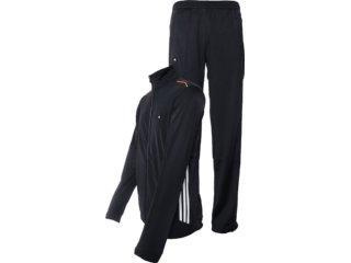 Abrigo Masculino Adidas X22773 Preto - Tamanho Médio