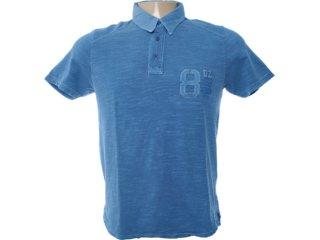 Camiseta Masculina Dzarm 6bv3 Aur10 Azul - Tamanho Médio