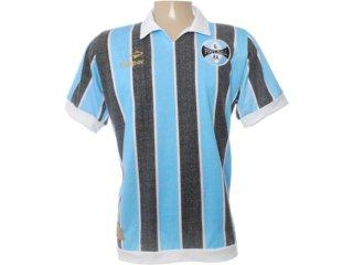 Camisa Masculina Grêmio C1060m Tricolor - Tamanho Médio