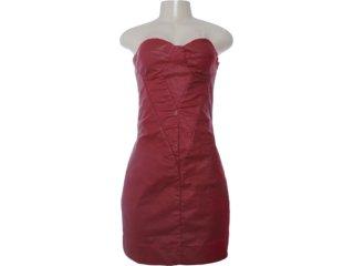 Vestido Feminino Dopping 018012009 Vermelho - Tamanho Médio