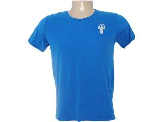 Camiseta Masculina Coca-cola Clothing 353202989 Azul - Tamanho Médio