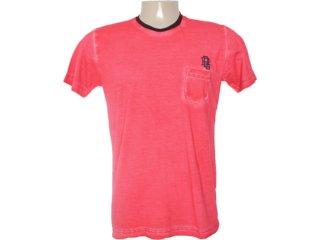 Camiseta Masculina Dopping 015262024 Vermelho - Tamanho Médio