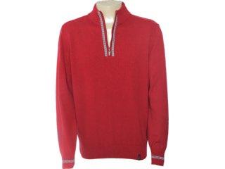 Blusão Masculino Zanatta 5139 Vermelho - Tamanho Médio