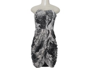 Vestido Feminino Coca-cola Clothing 443200990 Nude - Tamanho Médio
