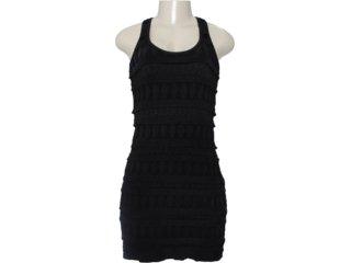 Vestido Feminino Lafort Ry650 Preto - Tamanho Médio
