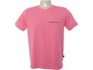 Camiseta Masculina Cavalera Clothing 01.01.6534 Vermelho - Tamanho Médio