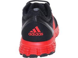 Tênis Adidas G61188 VANQUISH Pretovermelho Comprar na... 26c8c4a0a9447
