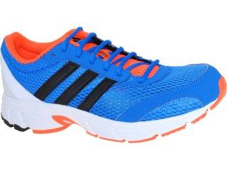 Tênis Masculino Adidas V21246 Vanquish Azul/bco/laranja - Tamanho Médio