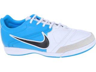 Tênis Masculino Nike Libretto 429534-140 Branco/azul - Tamanho Médio