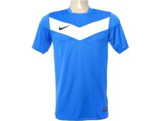 Camiseta Masculina Nike 413146-461 Victory Azul/branco - Tamanho Médio