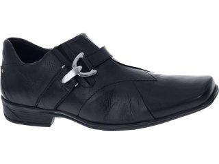 Sapato Masculino Kedoll 9105 Preto - Tamanho Médio