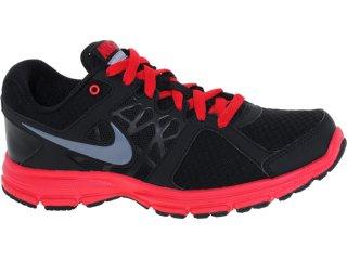Tênis Masculino Nike 511915-003 Air Relentles Preto/vermelho - Tamanho Médio
