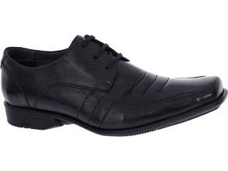 Sapato Masculino Ferracini 6951 Preto - Tamanho Médio