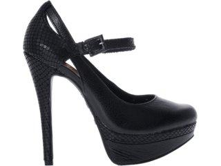 Sapato Feminino Ramarim 12-24205 Preto - Tamanho Médio