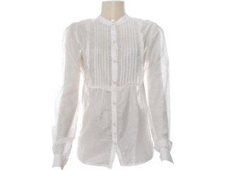 Camisa Feminina Dzarm Z7d7 1asn Pele - Tamanho Médio