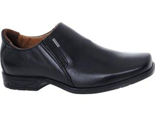 Sapato Masculino Pegada 20501-1 Preto - Tamanho Médio