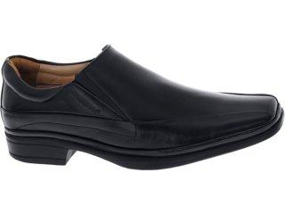 Sapato Masculino Sapatoterapia 24101 Preto - Tamanho Médio