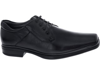 Sapato Masculino Sapatoterapia 24104 Preto - Tamanho Médio