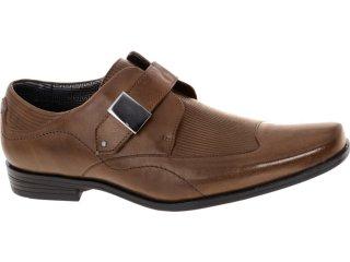 Sapato Masculino Ferracini 4630 Castanho - Tamanho Médio