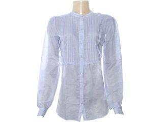 Camisa Feminina Dzarm Z7d7 1bsn Lilas - Tamanho Médio