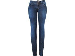 Calça Feminina Dzarm Z5kh Sn570z Jeans - Tamanho Médio