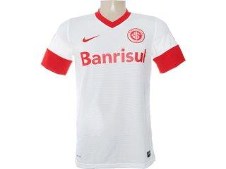 Camisa Masculina Inter 527739-101 Branco/vermelho - Tamanho Médio