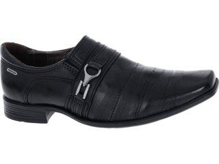 Sapato Masculino Pegada 21104-1 Preto - Tamanho Médio