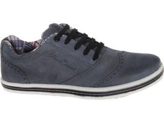 Sapato Masculino West Coast 78201/02 Preto Estonado - Tamanho Médio