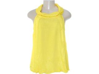 Blusa Feminina Coca-cola Clothing 363202495 Amarelo - Tamanho Médio