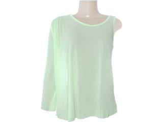 Blusa Feminina Coca-cola Clothing 363202484 Verde Claro - Tamanho Médio