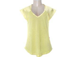 Blusa Feminina Dopping 015652513 Amarelo - Tamanho Médio