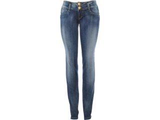 Calça Feminina Dopping 012312523 Jeans - Tamanho Médio