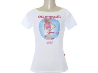 Blusa Feminina Dopping 015652535 Branco - Tamanho Médio