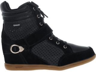 Sneaker Feminino Kolosh C0092 Preto - Tamanho Médio