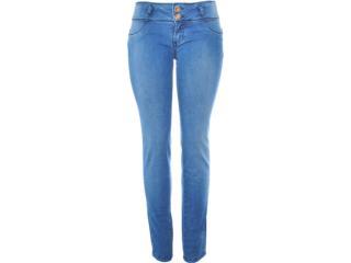 Calça Feminina Dopping 012312531 Jeans - Tamanho Médio