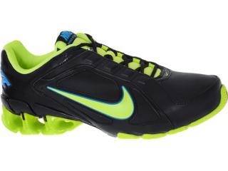 Tênis Masculino Nike 487979-074 Impax Atlas 3 sl Preto/verde - Tamanho Médio