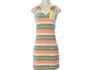 Vestido Feminino Dopping 018052505 Amarelo - Tamanho Médio